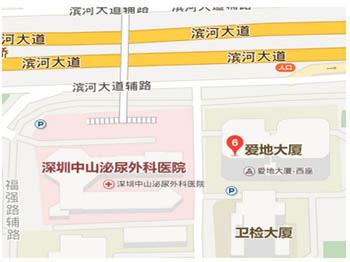 深圳深科失眠抑郁研究院的地址